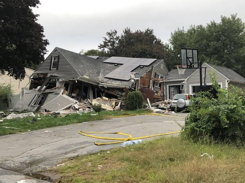 Merrimack Valley Explosions